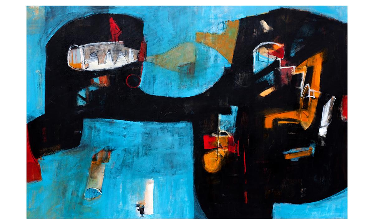 The Dreams Eater / Il Mangiatore di Sogni - cm. 100x150