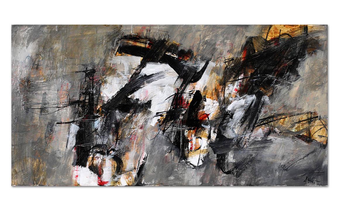 Greys n° 17 - cm. 30x60, 2020