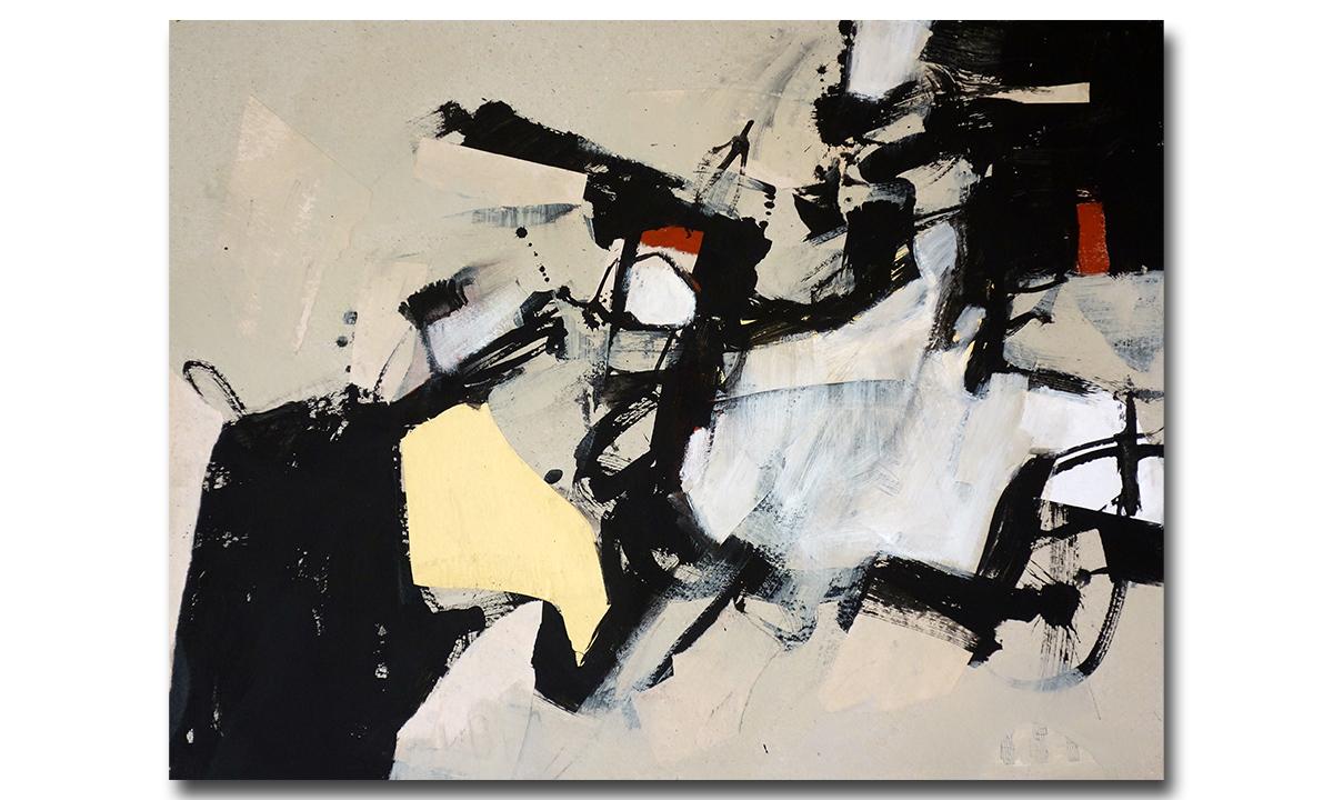 Loose Ends / Nodi Sciolti n° 3 - cm. 50x65, 2018
