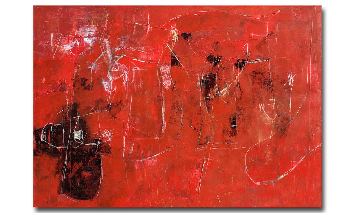 Ariadne - cm. 70x100, 2017