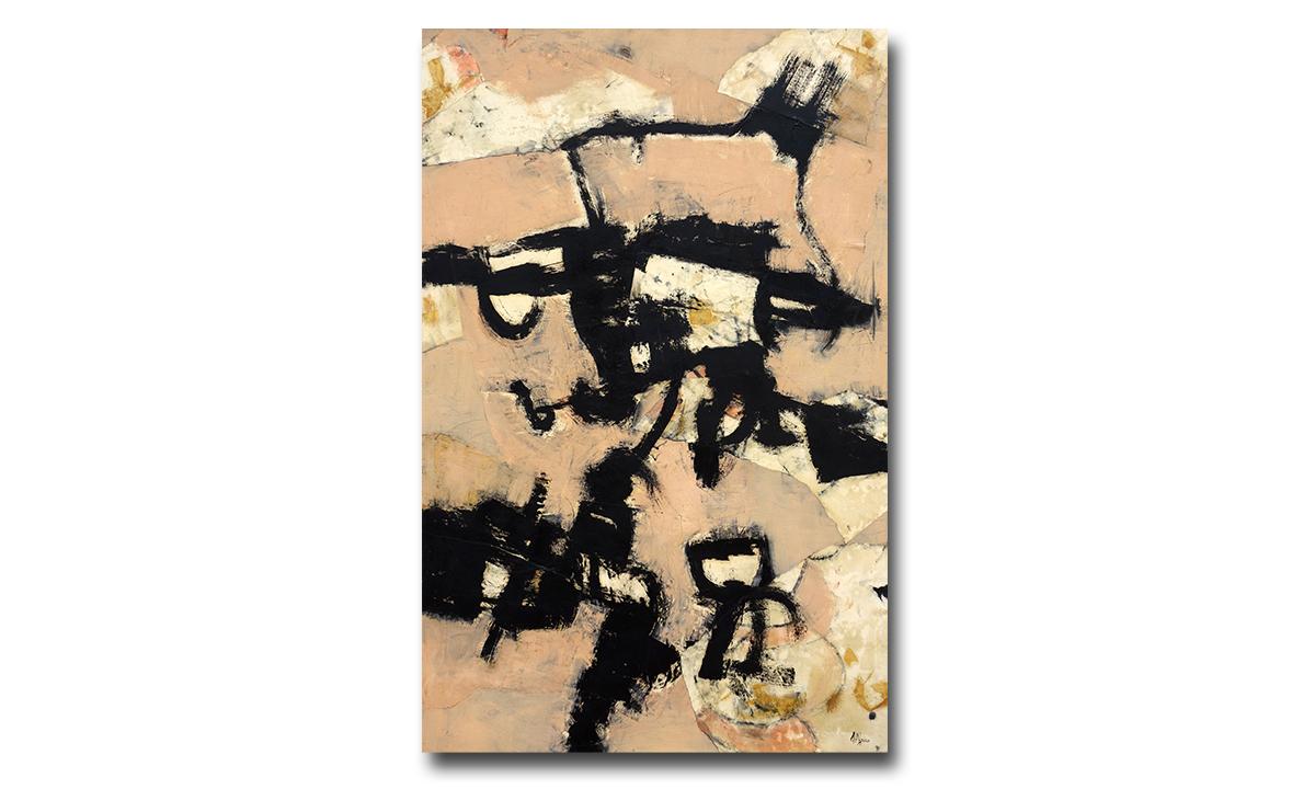 Ashes / Ceneri - cm. 70x108, 2015