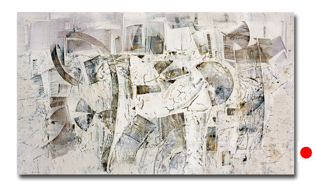 Naos - Hidden Cities n° 18 - cm. 67x112, 2019 (Private Collection Guernsey /UK)