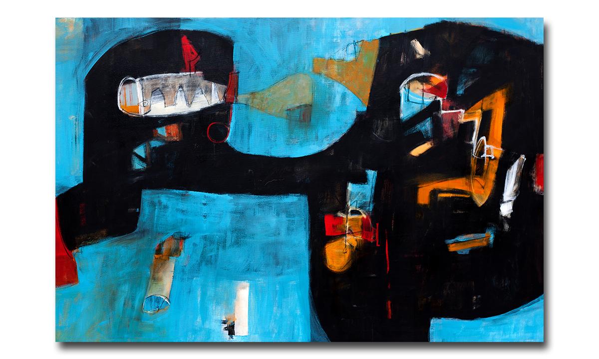 Il Mangiatore di Sogni - cm. 100x150, 2017