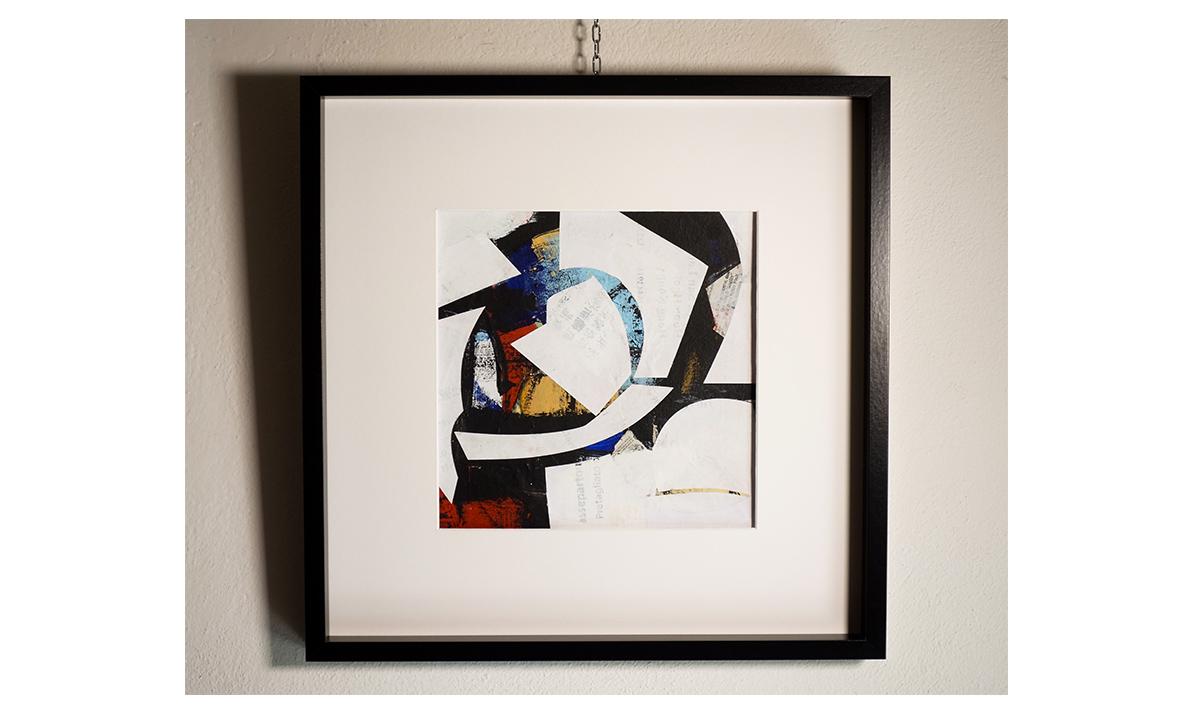 Morpheus - cm. 30x30 on 50x50, 2018