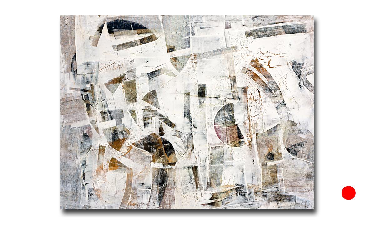 Nemeo (HC 21) - cm. 78x100, 2019 (Private Collection Boulogne-Billancourt /FR)