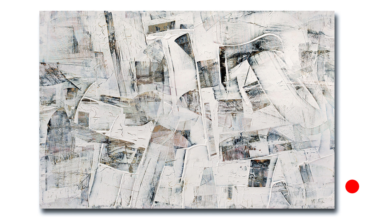 Hidden Cities n° 23 - cm. 70x100, 2019 (Private Collection Wayne US)