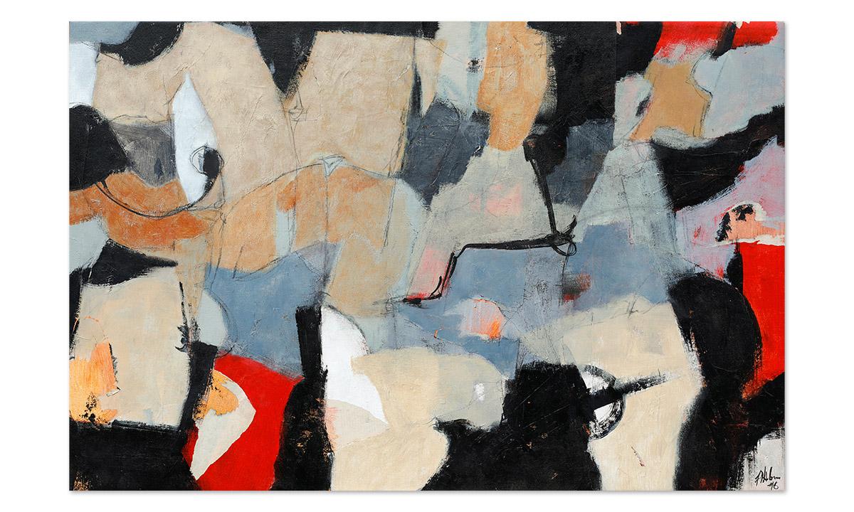 Subterranea - cm. 62x94, 2016
