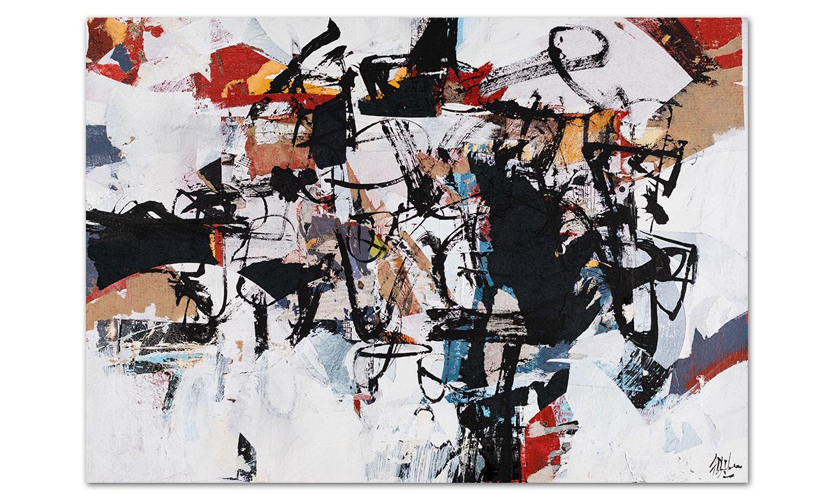 Fragmenta - cm. 35,2x49,7 - 2020