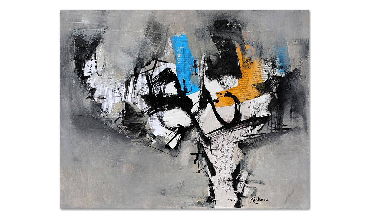 Greys n° 13 - cm. 40x50, 2020