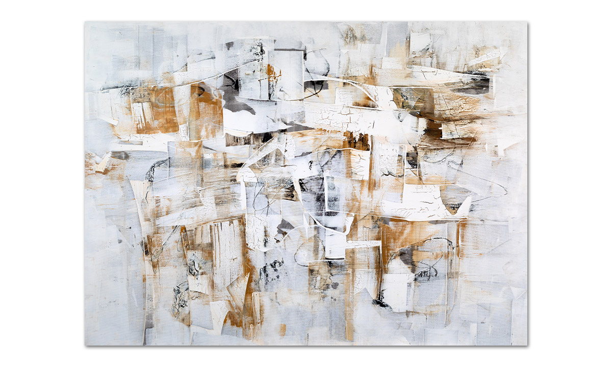 Iram (Hidden Cities n° 33) - cm. 110x150, 2020
