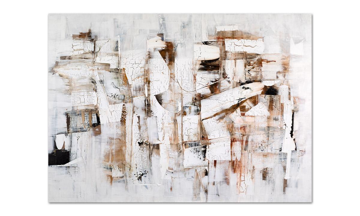 Palmira (Hidden Cities n° 34) - cm. 100x140, 2020