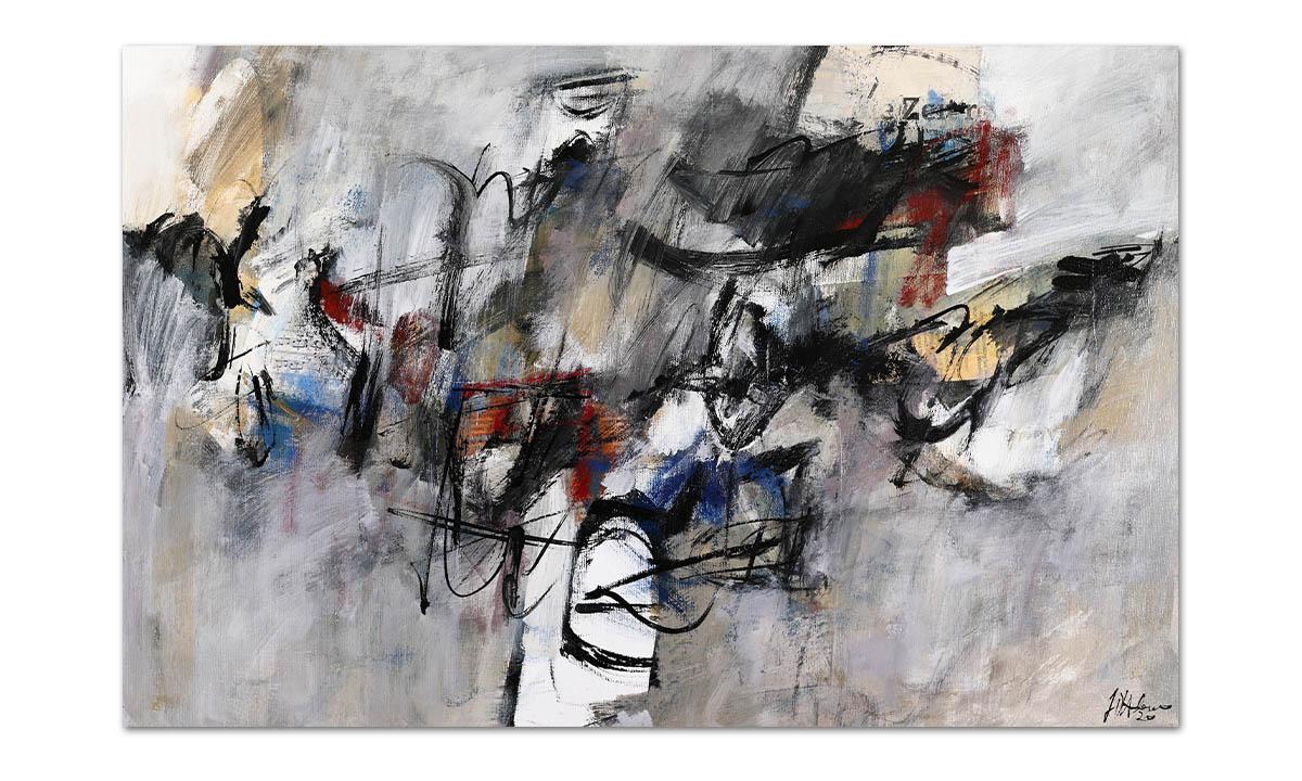Greys n° 16 - cm. 42x65, 2020