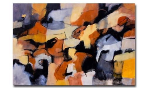 Desert Orange - cm. 65x100