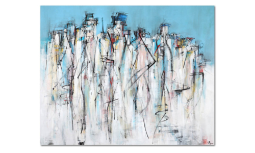 The Argonauts - cm. 1250x150