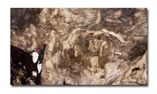 Roots of the Earth (Oro Nero) - cm. 90x150